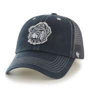 Men's '47 Brand Navy Georgetown Hoyas Flexbone Closer Flex Hat