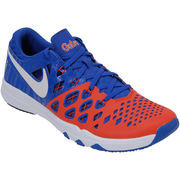 Men's Nike Blue Florida Gators Train Speed 4 Week Zero College Collection Shoes