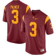 Men's Nike Carson Palmer Cardinal USC Trojans Alumni Football Game Jersey