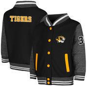 Toddler Colosseum Black Missouri Tigers Sophomore Jacket