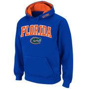 Men's Stadium Athletic Royal Florida Gators Arch & Logo Pullover Hoodie