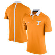 Men's Nike Tenn Orange Tennessee Volunteers 2015 Coaches Sideline Dri-FIT Polo