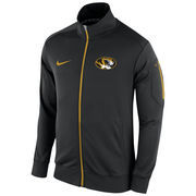 Men's Nike Black Missouri Tigers Empower Performance Full-Zip Track Jacket