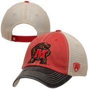 Maryland Terrapins Top of the World Offroad Trucker Adjustable Hat - Red