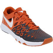 Men's Nike Orange Texas Longhorns Train Speed 4 Week Zero College Collection Shoes