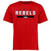 Men's Red UNLV Rebels Team Strong T-Shirt