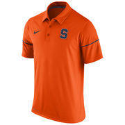 Men's Nike Orange Syracuse Orange Team Issue Dri-FIT Polo