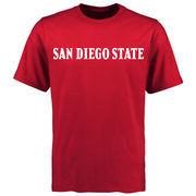 San Diego State Aztecs Cardinal Mallory T-Shirt