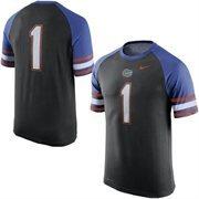 Men's Nike Black Florida Gators New Day No. 1 Performance T-Shirt