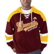 Men's G-III Sports by Carl Banks Maroon Minnesota Golden Gophers Power Play Hoodie
