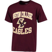 Men's Champion Maroon Boston College Eagles Tradition T-Shirt