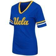 Women's Colosseum Blue UCLA Bruins Aurora Short Sleeve T-Shirt