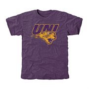 Northern Iowa Panthers Classic Primary Tri-Blend T-Shirt - Purple