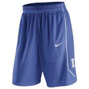 Men's Nike Royal Duke Blue Devils Replica On-Court Basketball Shorts