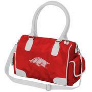 Arkansas Razorbacks Women's Deluxe Handbag Purse