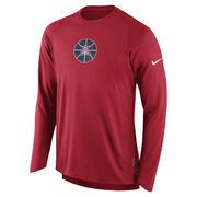 Men's Nike Red Arizona Wildcats 2016-2017 Basketball Player Elite Shooter Performance Top