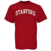 Men's Stanford Cardinal Cardinal Arch T-Shirt