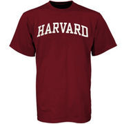Men's Harvard Crimson Crimson Arch T-Shirt