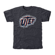 UTEP Miners Classic Primary Tri-Blend T-Shirt - Navy Blue