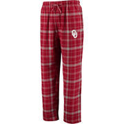 Men's Concepts Sport Crimson Oklahoma Sooners Ultimate Flannel Pajama Pants