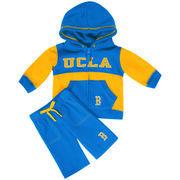 Infant Colosseum Blue UCLA Bruins Midfield Fleece Sweat Set