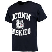 Men's Champion Navy UConn Huskies Tradition T-Shirt
