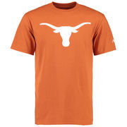 Men's Alta Gracia (Fair Trade) Texas Orange Texas Longhorns Logo Ring Spun T-Shirt