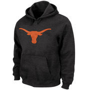 Majestic Texas Longhorns Change History Hoodie - Charcoal