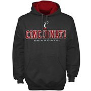 Cincinnati Bearcats Charcoal Sentinel Pullover Hoodie Sweatshirt