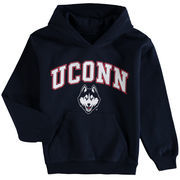 Youth Fanatics Branded Navy UConn Huskies Campus Pullover Hoodie