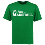 Men's Green Marshall Thundering Herd Mallory T-Shirt