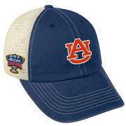 Men's Top of the World Navy Auburn Tigers 2017 Sugar Bowl Bound Trucker Adjustable Hat