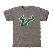 South Florida Bulls Classic Primary Tri-Blend T-Shirt - Ash