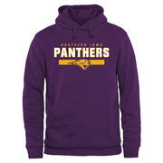 Purple Northern Iowa Panthers Team Strong Pullover Hoodie
