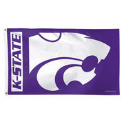 WinCraft Kansas State Wildcats Deluxe 3' x 5' Flag