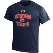 Youth Under Armour Navy Auburn Tigers Nu Tech T-Shirt