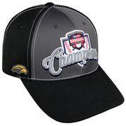 Men's Top of the World Gray Southern Miss Golden Eagles 2016 Conference USA Baseball Conference Champions Adjustable Hat