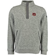 Men's Under Armour Gray Auburn Tigers Elevate Sweater