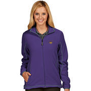 Women's Antigua Purple Northern Iowa Panthers Ice Full-Zip Jacket