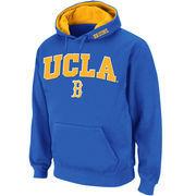 Men's Stadium Athletic True Blue UCLA Bruins Arch & Logo Pullover Hoodie
