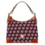 Women's Dooney & Bourke Maroon Texas A&M Aggies Team Color Hobo Purse