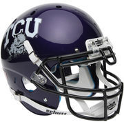 Schutt TCU Horned Frogs Full Size Authentic Helmet