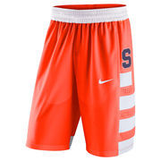 Men's Nike Orange Syracuse Orange Replica On-Court Basketball Shorts