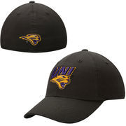 Men's Top of the World Charcoal Northern Iowa Panthers Relaxer 1Fit Flex Hat