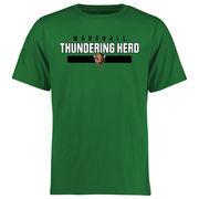 Men's Kelly Green Marshall Thundering Herd Team Strong T-Shirt