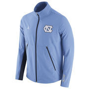 Men's Jordan Carolina Blue North Carolina Tar Heels Game Performance Jacket