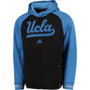 Men's adidas Black UCLA Bruins 2016 Sideline Player climawarm Hoodie