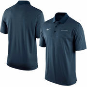 Men's Nike Navy BYU Cougars Stadium Stripe Performance Polo