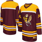 Youth Colosseum Maroon Minnesota Golden Gophers Hockey Jersey