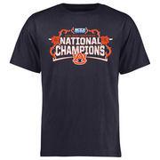 Men's Navy Auburn Tigers 2016 NCEA Equestrian National Champions T-Shirt